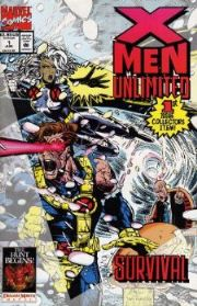 X-Men Unlimited (1993 Series)